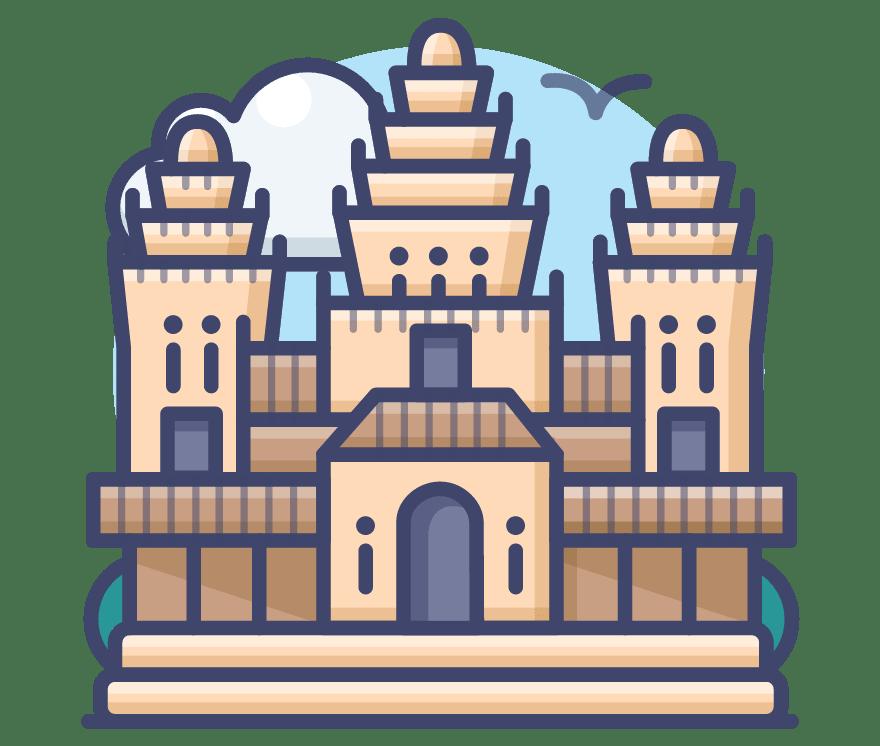 25  Casino di động tốt nhất bằng Campuchia 2021