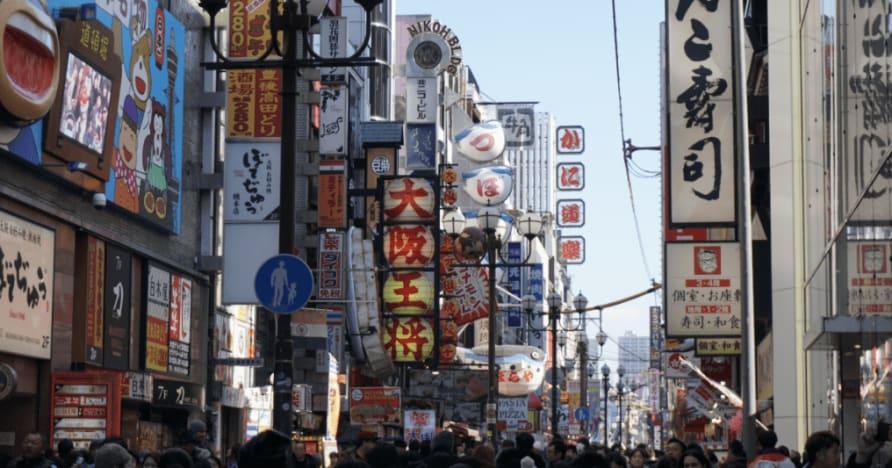 7 trò chơi cá cược trực tuyến hay nhất của Nhật Bản