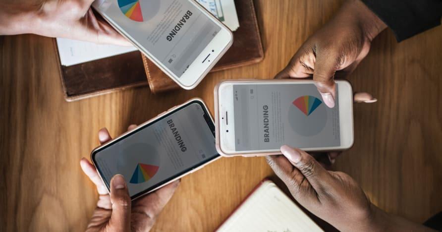 Điện thoại di động Casino Apps For All người nhiệt tình cờ bạc
