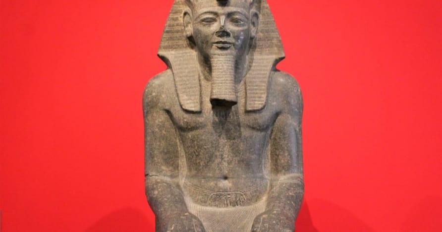 Cuốn sách Ramses: Dòng Slots nổi tiếng của Casumo