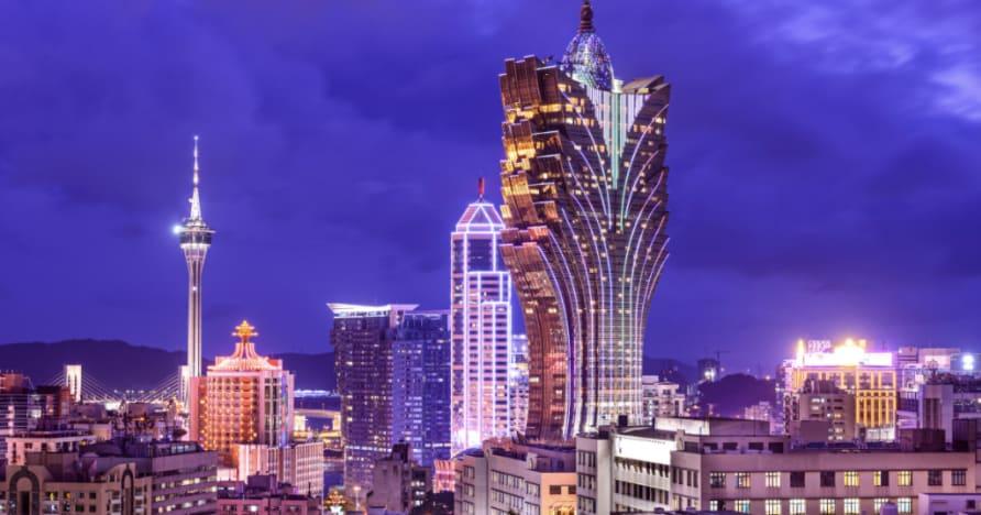 Thực hiện chuyến đi đến phương Đông với Betsoft's Mr. Macau